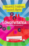Longevitatea: Cine trăieşte mai mult şi de ce?