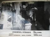 Film/teatru Romania - fotografie originala (25x19) - Agentul straniu