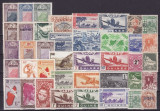 1938 - lot Colonii franceze