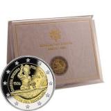 VATICAN 2006 2 Euro- 500 de ani de la înfiinţarea gărzii elveţiene a Vaticanului, Europa