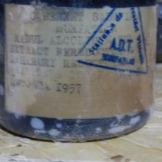Vin rosu Cabernet Sauvignon -1957