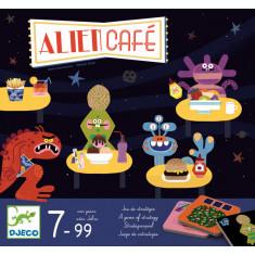 Joc de strategie Djeco - Alien Cafe