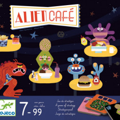 Joc de strategie Djeco - Alien Cafe