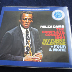 Miles Davis - The Complete Concert : 1964  _ dublu cd _ Columbia ( 1992,Europa)