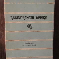 RABINDRANATH TAGORE-  CELE MAI FRUMOASE POEZII