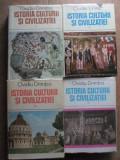 ISTORIA CULTURII SI CIVILIZATIEI VOL.1-4 - OVIDIU DRIMBA