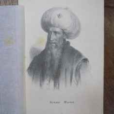 Sinan Pasa 1857