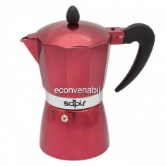 Expresor Cafea Manual Aragaz 6 cesti Sapir SP1173I6R
