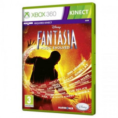 Disney Fantasia - Music Evolved Kinect XB360