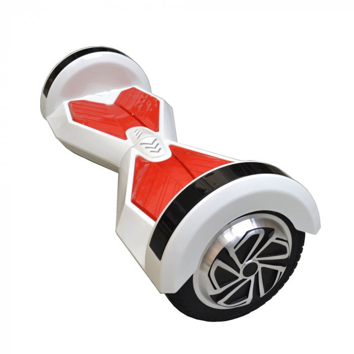 Scuter electric Smart X3 Hoverboard 8 inch , max 10Km/h, autonomie 15-20km Kft Auto