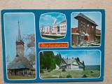 Maramures - Imaginii multiple - carte postala circulata 1979, Fotografie