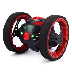 Drona iUni Bounce Car 333, 2.4GHz, Camera 2 MP, WiFi, Roti flexibile, Negru