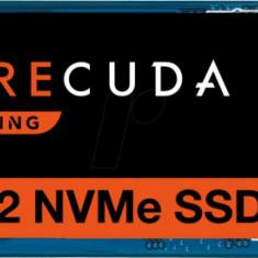 SSD Seagate, FireCuda 510, 2TB, M.2 2280, NVMe PCIe Gen3×4