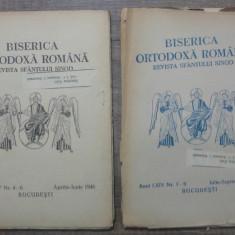 Biserica Ortodoxa Romana, buletinul oficial al Patriarhiei/ 1946