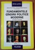 Fundamentele gandirii politice moderne  / coord. A.-P.  Iliescu si E.-M. Socaciu