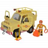 Cumpara ieftin Masina Fireman Sam Mountain 4x4 cu Figurina si Accesorii, Simba