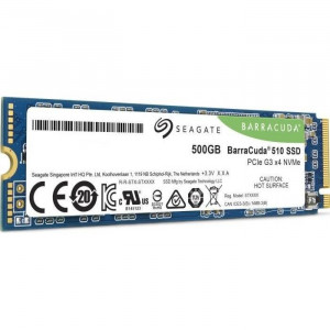 SSD Seagate BarraCuda 510 500GB M.2 2280