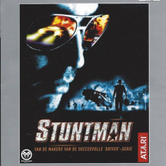 Joc PS2 Stuntman Platinum