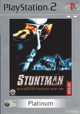 Joc PS2 Stuntman Platinum foto
