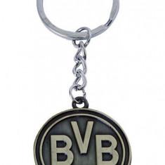 Breloc tema SPORT echipa fotbal Borussia Dortmund si ambalaj  cadou