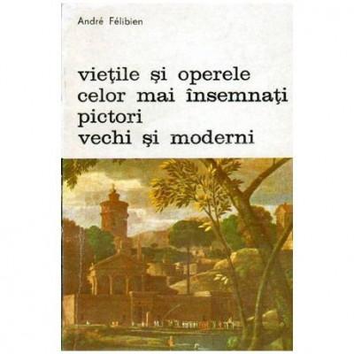Vietile si operele celor mai insemnati pictori vechi si moderni foto