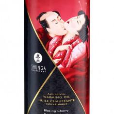 Cumpara ieftin Ulei Afrodiziac Cu Efect De Caldura Blazing Cherry, 100 ml