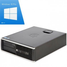 PC Refurbished HP 8200 Elite SFF, i3-2100, Windows 10 Pro