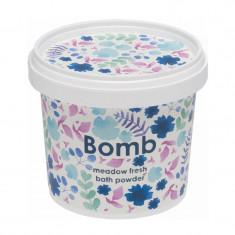 Pudra pentru baie Meadow Fresh Bomb, 365 g, aroma salvie/migdale