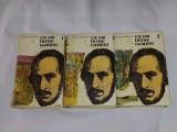CAMIL PETRESCU - UN OM INTRE OAMENI         Vol.1.2.3. cartonate
