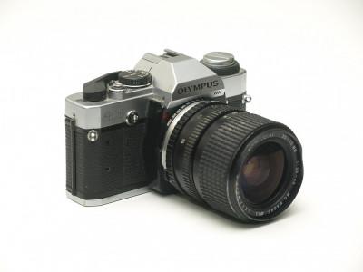 Olympus OM-20 + obiectiv Petri 35-70mm foto