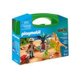 Cumpara ieftin Set de joaca Portabil Playmobil - Dinozauri