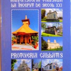 ARHIEPISCOPIA TOMISULUI LA INCEPUT DE SECOL XXI , PROTOIERIA CALLATIS, 2016