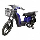 Bicicleta electrica 250W, acumulator detasabil 48V 12Ah, alarma, Tornado TRD 26