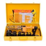 Cumpara ieftin Trusa sudura teva PPR 2800W 16-63mm 12 elemente LED KD3073 Kraftdele