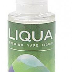 Lichid tigara electronica, LIQUA aroma Menta, 12MG, 30ML e-liquid