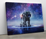Tablou canvas personalizat Arrival
