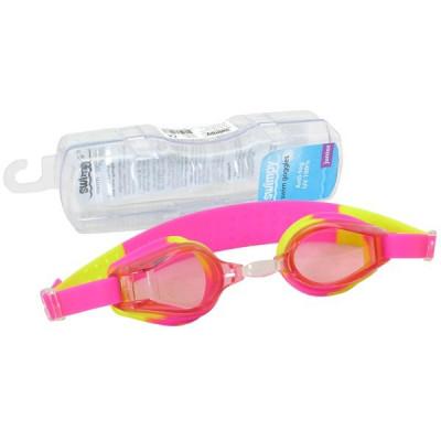 Ochelari inot pink Junior Swimpy for Your BabyKids foto