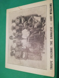 Fotografie tip carte postala , grup indieni SHINHALESEE -Capetenia MYKALOWA