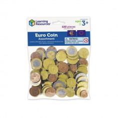 Set de monede de jucarie (Euro) PlayLearn Toys