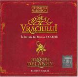 CD Joseph Delaney În Lectura Lui Răzvan Exarhu – Greșeala Vraciului