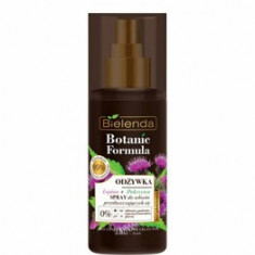 Spray conditioner de Brusture + Urzica pentru par gras Botanic Formula, 150 ml