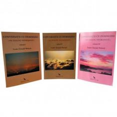 Conversatii cu Dumnezeu - Set 3 volume | Neale Donald Walsch