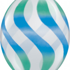 Balon Cony Diamond Clear 12 inch (30 cm), Qualatex 28109