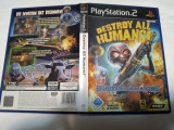 [PS2] Destroy all Humans - joc original Playstation 2
