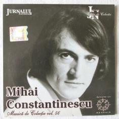 CD - MIHAI CONSTANTINESCU - Muzica de colectie Vol. 56. Nou