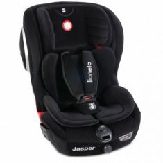 Scaun Auto Copii Jasper cu Isofix, 9-36 kg Black