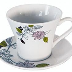 Set cesti cafea si ceai din portelan MN015615 Raki