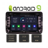 Navigatie dedicata Skoda Seat VW EDT-G305 cu Android ecran tactil capacitiv Bluetooth Internet GPS CarStore Technology