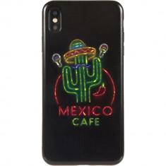 Husa Capac spate Cactus Apple Iphone Xs Max