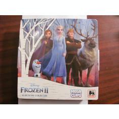 PVM FROZEN II / Disney Album de Colectie / Mega Image 2019 / Complet / Nefolosit